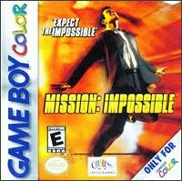Caratula de Mission: Impossible para Game Boy Color