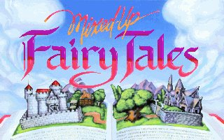 Pantallazo de Mixed-Up Fairy Tales para PC