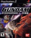 Carátula de Mobile Suit Gundam: Federation vs. Zeon