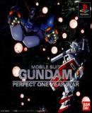 Carátula de Mobile Suit Gundam: Perfect One Year War