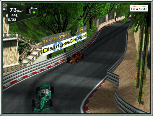 Pantallazo de Monaco Grand Prix Racing Simulation 2 para PC
