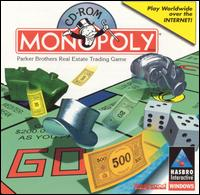 Caratula de Monopoly CD-ROM [Jewel Case] para PC