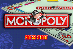 Pantallazo de Monopoly para Game Boy Advance