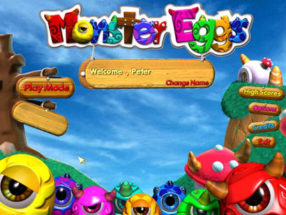 Pantallazo de Monster Eggs para PC