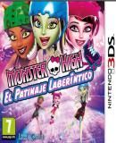 Carátula de Monster High El Patinaje Laberintico
