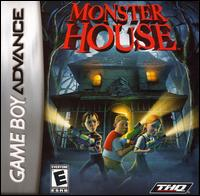 Caratula de Monster House para Game Boy Advance