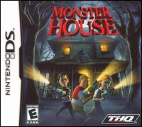 Caratula de Monster House para Nintendo DS