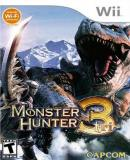 Caratula nº 172930 de Monster Hunter 3 (330 x 469)
