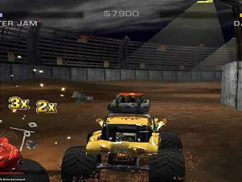 Pantallazo de Monster Jam: Maximum Destruction para GameCube