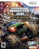 Carátula de Monster Jam: Path of Destruction