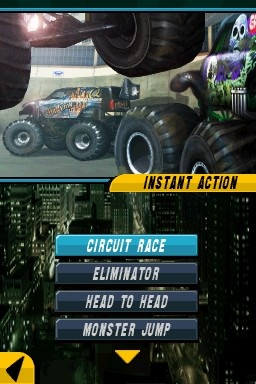 Pantallazo de Monster Jam: Urban Assault para Nintendo DS