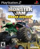 Caratula nº 129329 de Monster Jam: Urban Assault (351 x 498)