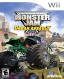 Carátula de Monster Jam: Urban Assault