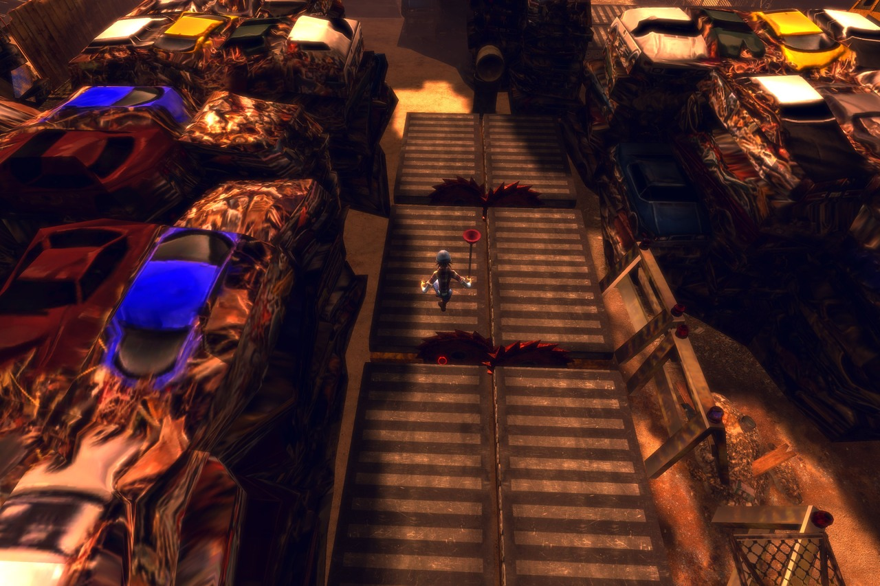 Pantallazo de Monster Madness: Grave Danger  para PlayStation 3