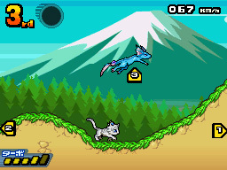 Pantallazo de Monster Racers para Nintendo DS