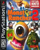 Carátula de Monster Rancher 2