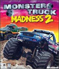 Caratula de Monster Truck Madness 2 para PC