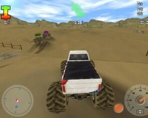 Pantallazo de Monster Truck Rumble para PC