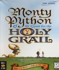 Caratula de Monty Python and the Quest for the Holy Grail para PC