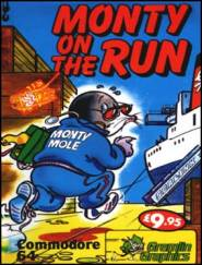 Caratula de Monty on the Run para Commodore 64