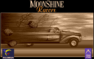 Pantallazo de Moonshine Racers para PC