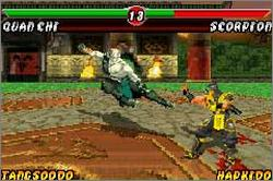 Pantallazo de Mortal Kombat: Deadly Alliance para Game Boy Advance
