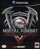 Carátula de Mortal Kombat: Deadly Alliance