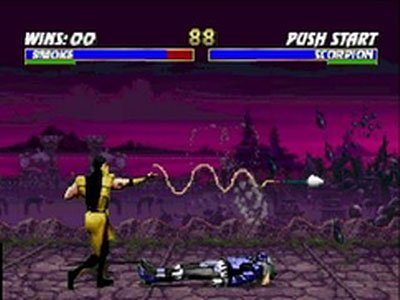 Pantallazo de Mortal Kombat Trilogy para PlayStation