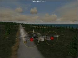 Pantallazo de Mosquito Combat: Wings Over Europe para PC