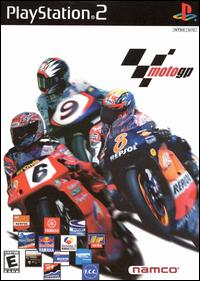 Caratula de Moto GP para PlayStation 2