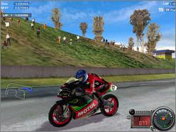 Pantallazo de Moto Racer 3 [Small Box] para PC