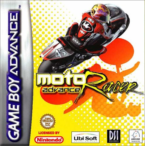 Caratula de Moto Racer Advance para Game Boy Advance