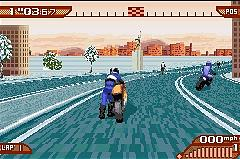 Pantallazo de Moto Racer Advance para Game Boy Advance