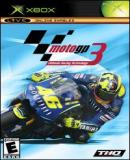 Carátula de MotoGP: Ultimate Racing Technology 3