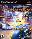 Carátula de Motor Mayhem: Vehicular Combat League
