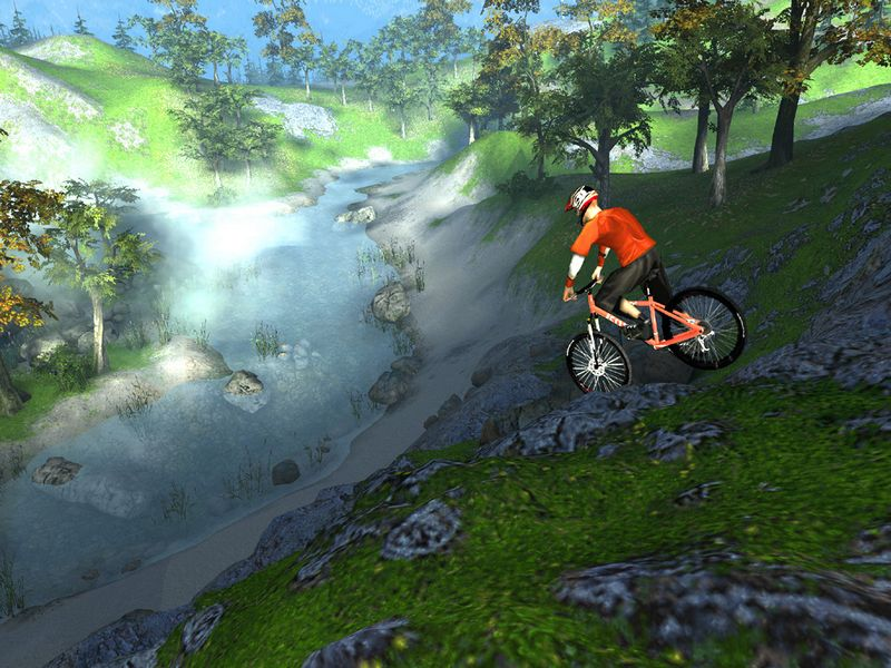 Pantallazo de Mountain Bike Adrenaline para PC