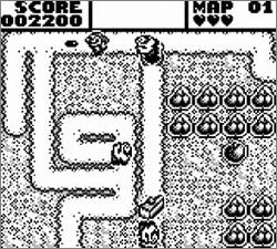 Pantallazo de Mr. Do! para Game Boy