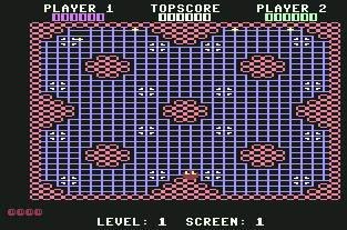 Pantallazo de Mr. TNT para Commodore 64