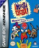Carátula de Mucha Lucha! Mascaritas of the Lost Code