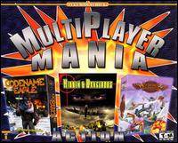 Caratula de Multiplayer Mania para PC