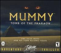 Caratula de Mummy: Tomb of the Pharaoh/Frankenstein: Through the Eyes of the Monster -- Dual Jewel para PC