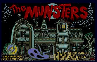 Pantallazo de Munsters, The para Atari ST