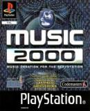Carátula de Music 2000: Music Creation for the PlayStation