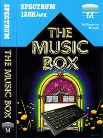 Caratula de Music Box, The para Spectrum