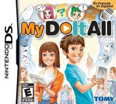 Caratula de My Do It All para Nintendo DS