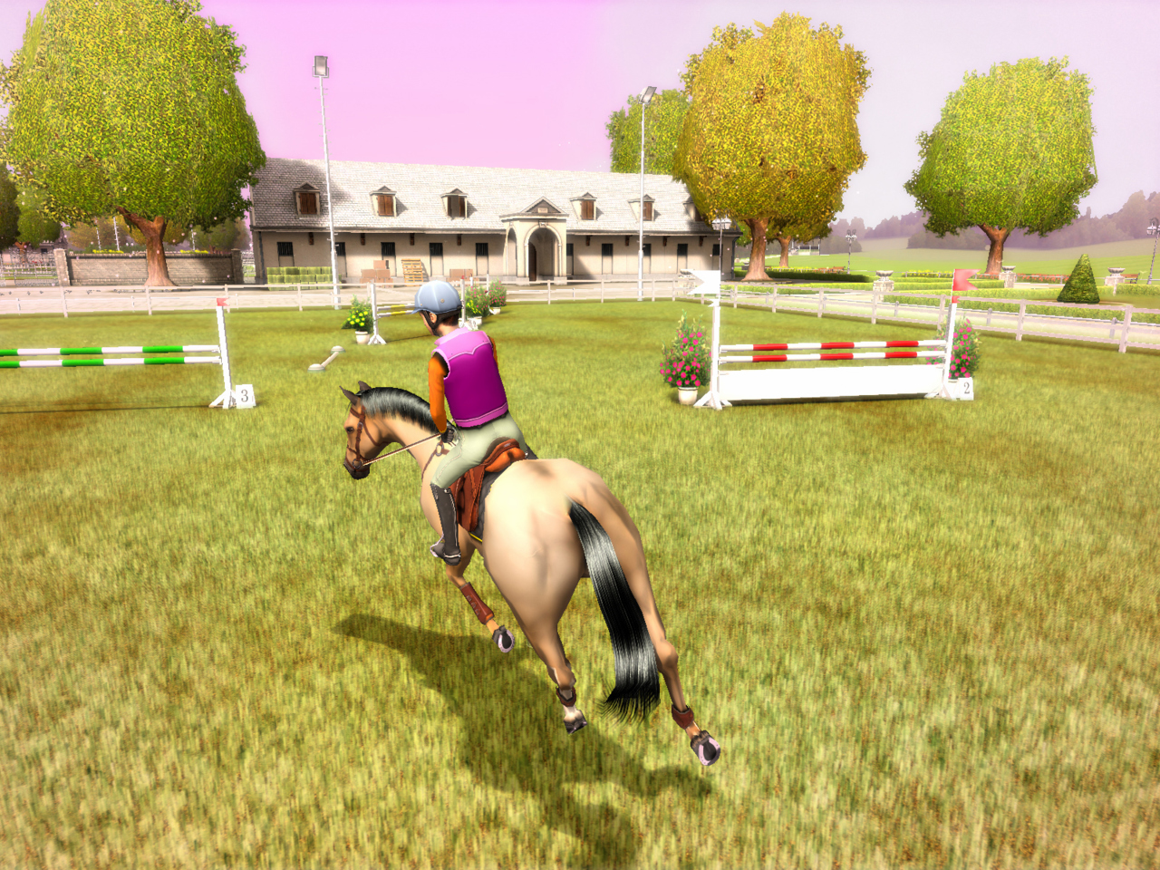 Pantallazo de My Horse and Me para PC