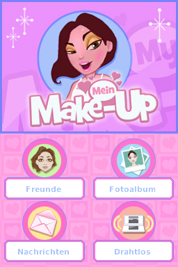 Pantallazo de My Make-Up para Nintendo DS