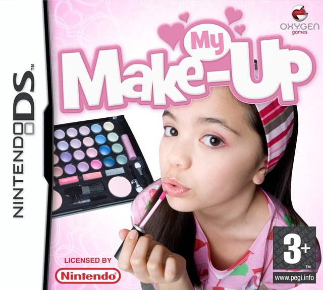Caratula de My Make-Up para Nintendo DS