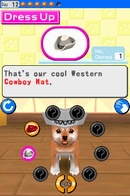 Pantallazo de My Pet Shop para Nintendo DS