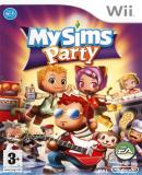 Caratula nº 142308 de MySims Party (640 x 893)